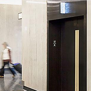 GPS53K/GPS53E 小机房乘客电梯