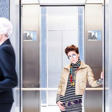 Schindler 7000 高速电梯