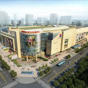 大明宫购物中心(安装电梯65台)